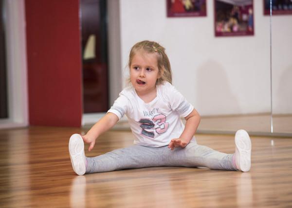 gimnastyka dla dzieci warszawa