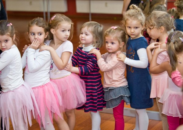 balet dla dzieci warszawa