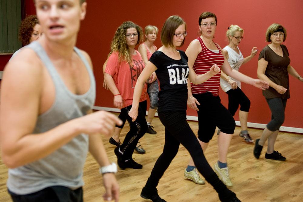 zajęcia taneczne dla dorosłych