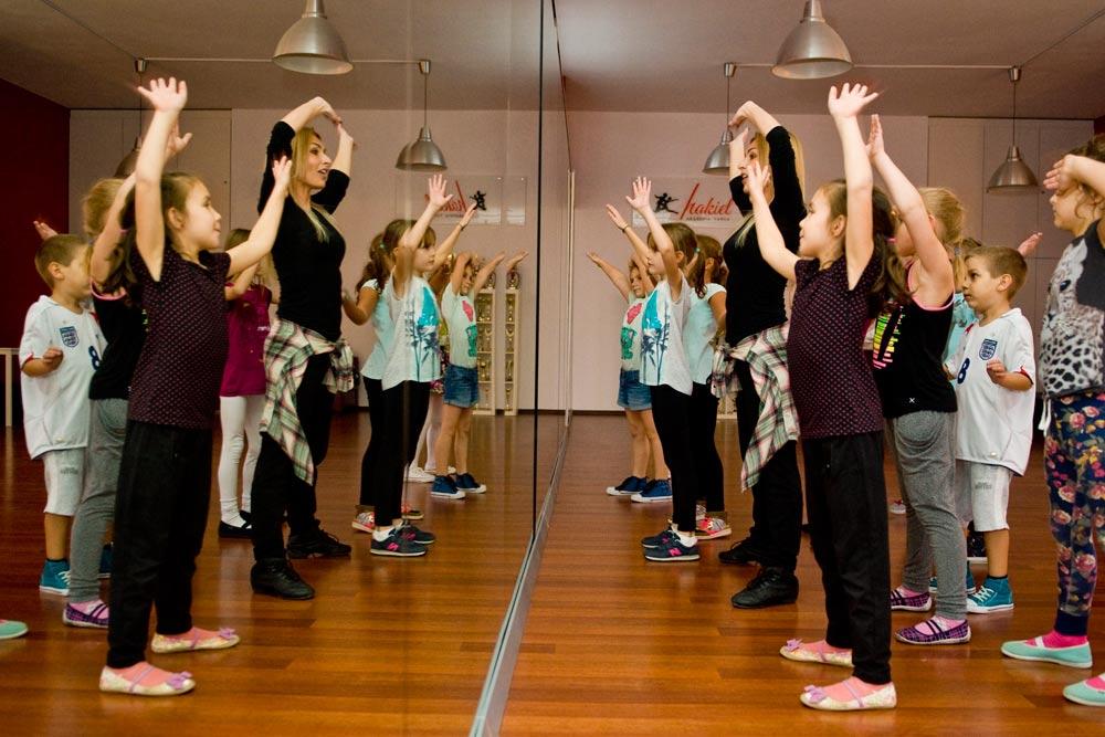 zajęcia taneczne dla dzieci warszawa