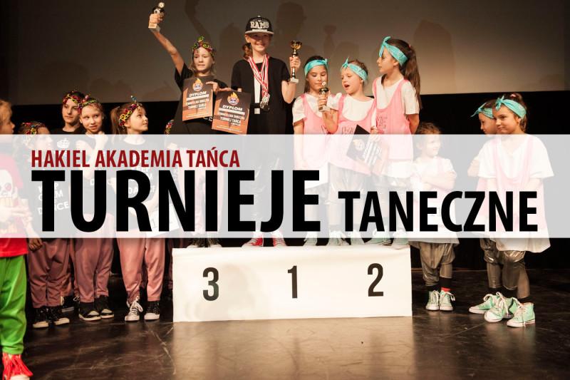 turniej tańca dzieci