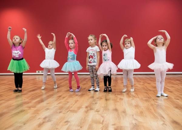 zajecia taneczne dla dzieci warszawa