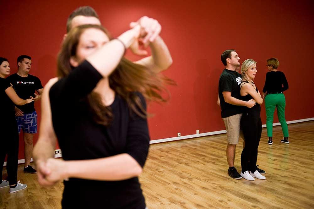 zajęcia taneczne dla par warszawa