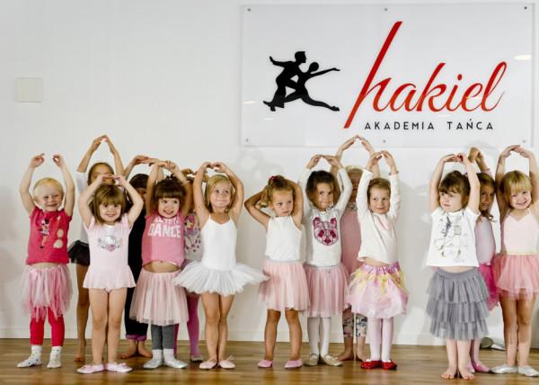 taniec dzieci warszawa
