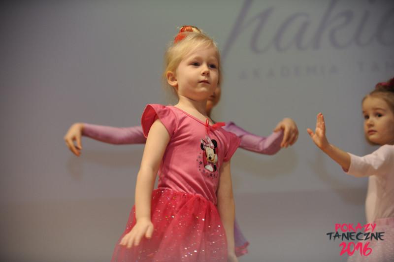 pokazy taneczne hakiel akademia tańca